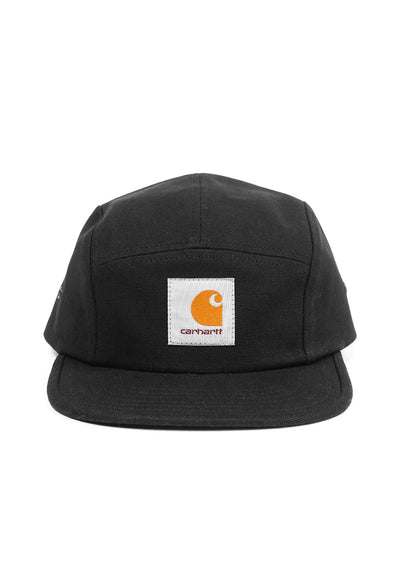 Carhartt WIP - Backley Cap - Black - Hardpressed Print Studio