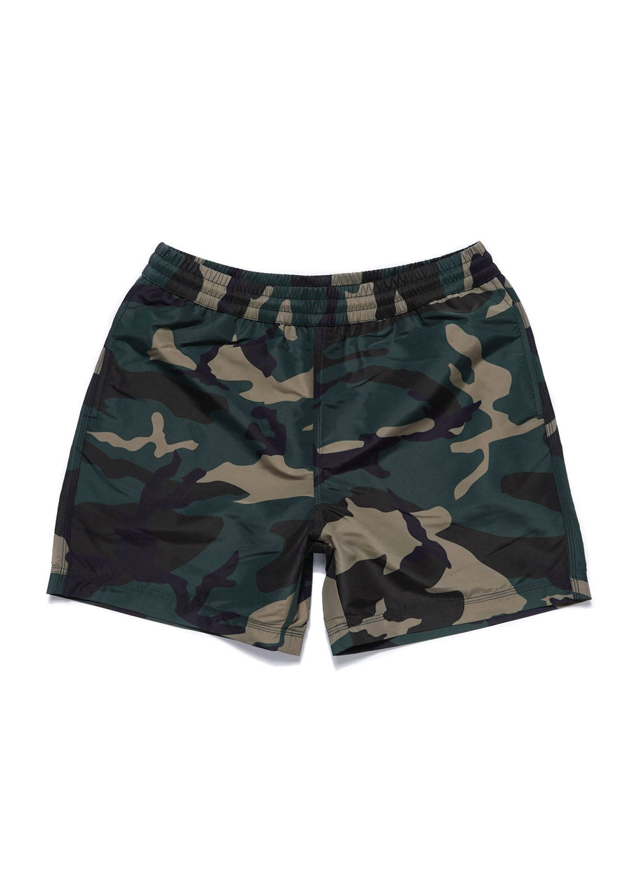 Carhartt WIP - Drift Swim Trunks - Camo Laurel, Shorts, Carhartt WIP, Hardpressed Print Studio