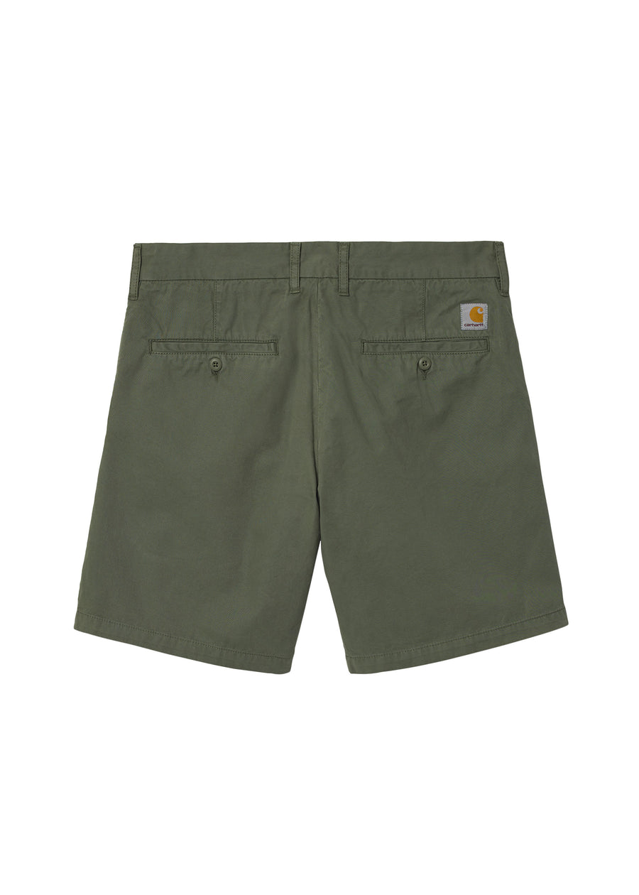 Carhartt WIP - John Short - Dollar Green - Hardpressed Print Studio