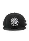 NEW ERA - Raptors 59FIFTY Hat - Black