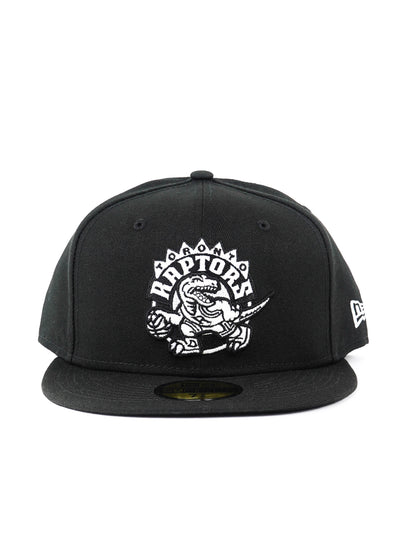 NEW ERA - Raptors 59FIFTY Hat - Black, Hats, New Era, Hardpressed Print Studio