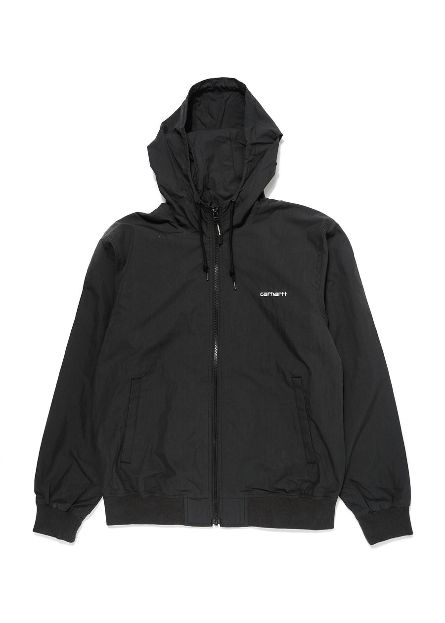Carhartt WIP - Marsh Jacket - Black/White