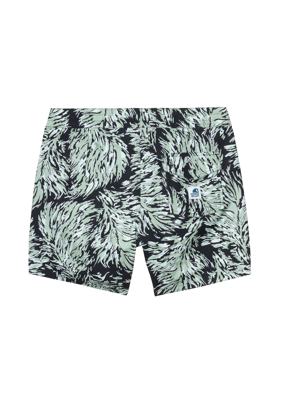 Carhartt WIP - Shaka Swim Trunk - Black - Hardpressed Print Studio