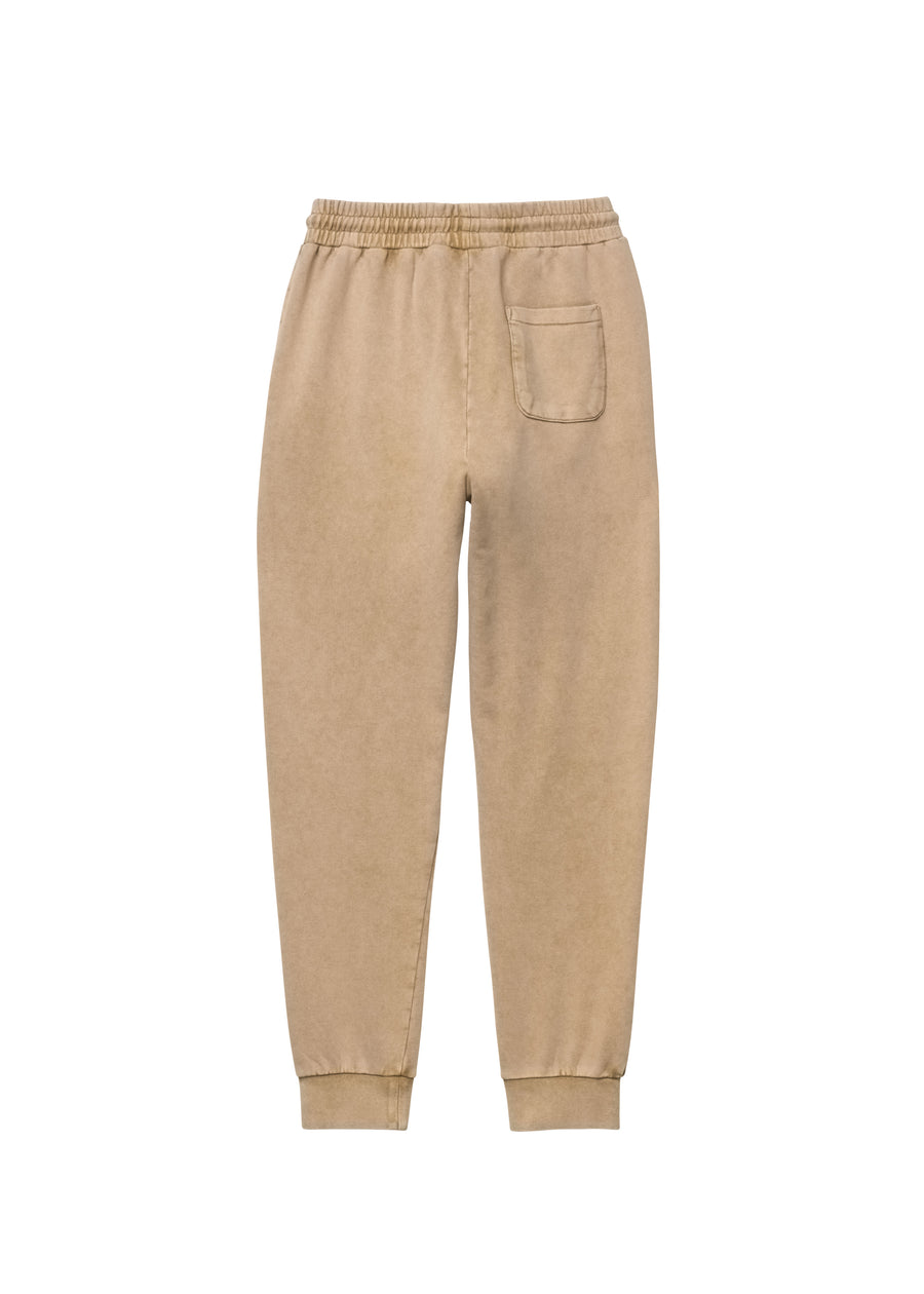 Carhartt WIP - W' Mosby Script Sweat Pant - Dusty Hamilton Brown