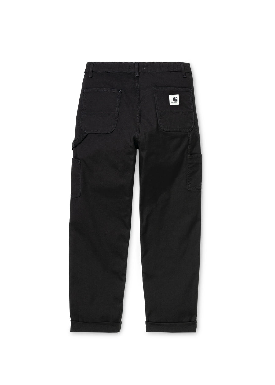 Carhartt WIP - W' Pierce Pant - Black Rinsed - Hardpressed Print Studio