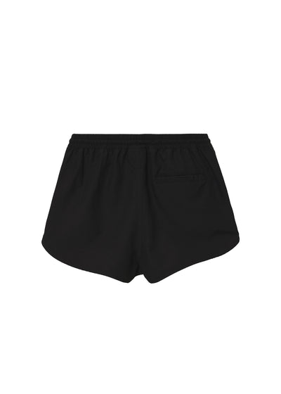 Carhartt WIP - W' Chase Swim Trunks - Black/Gold - Hardpressed Print Studio