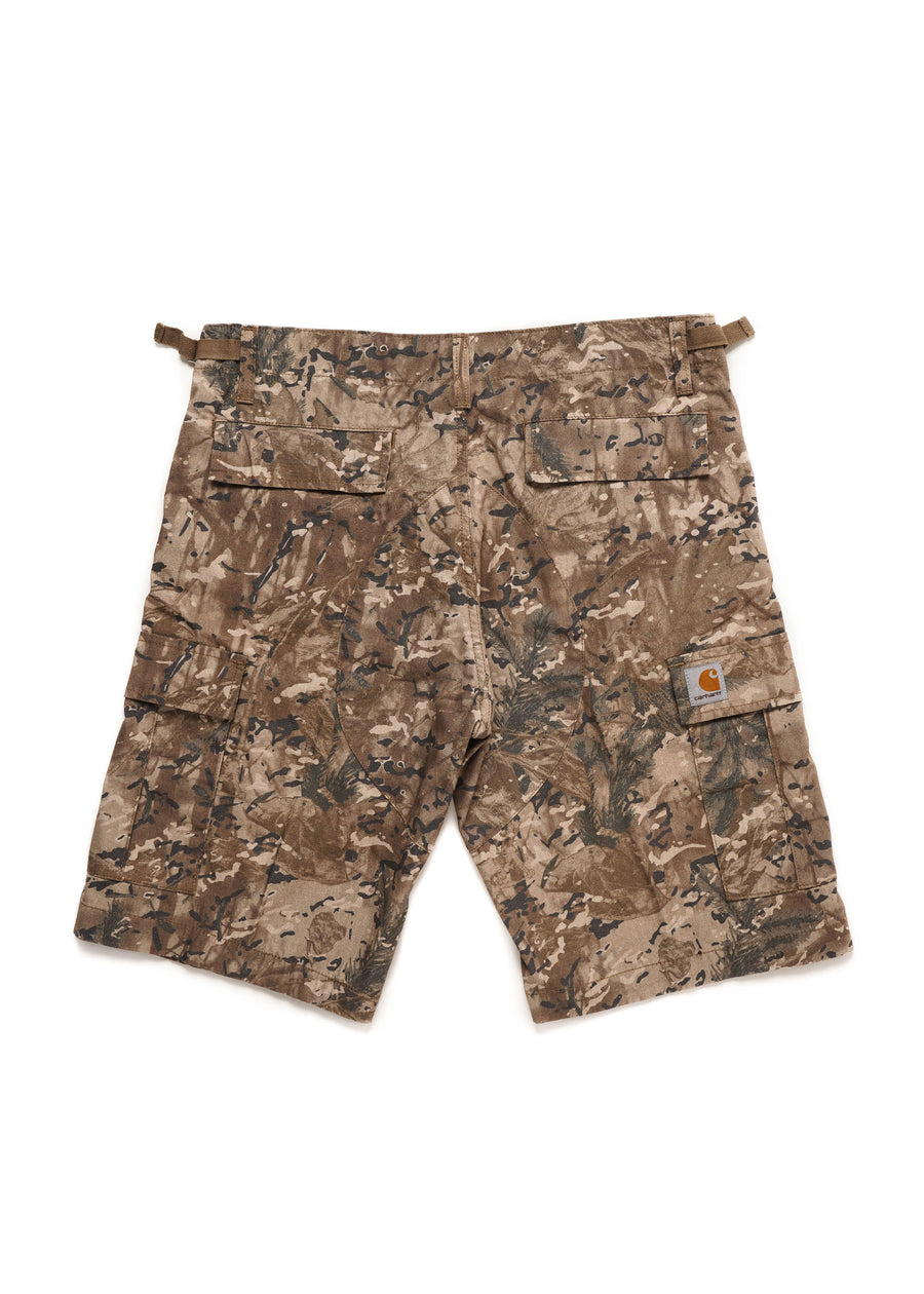 Carhartt WIP - Aviation Short - Desert Rinsed