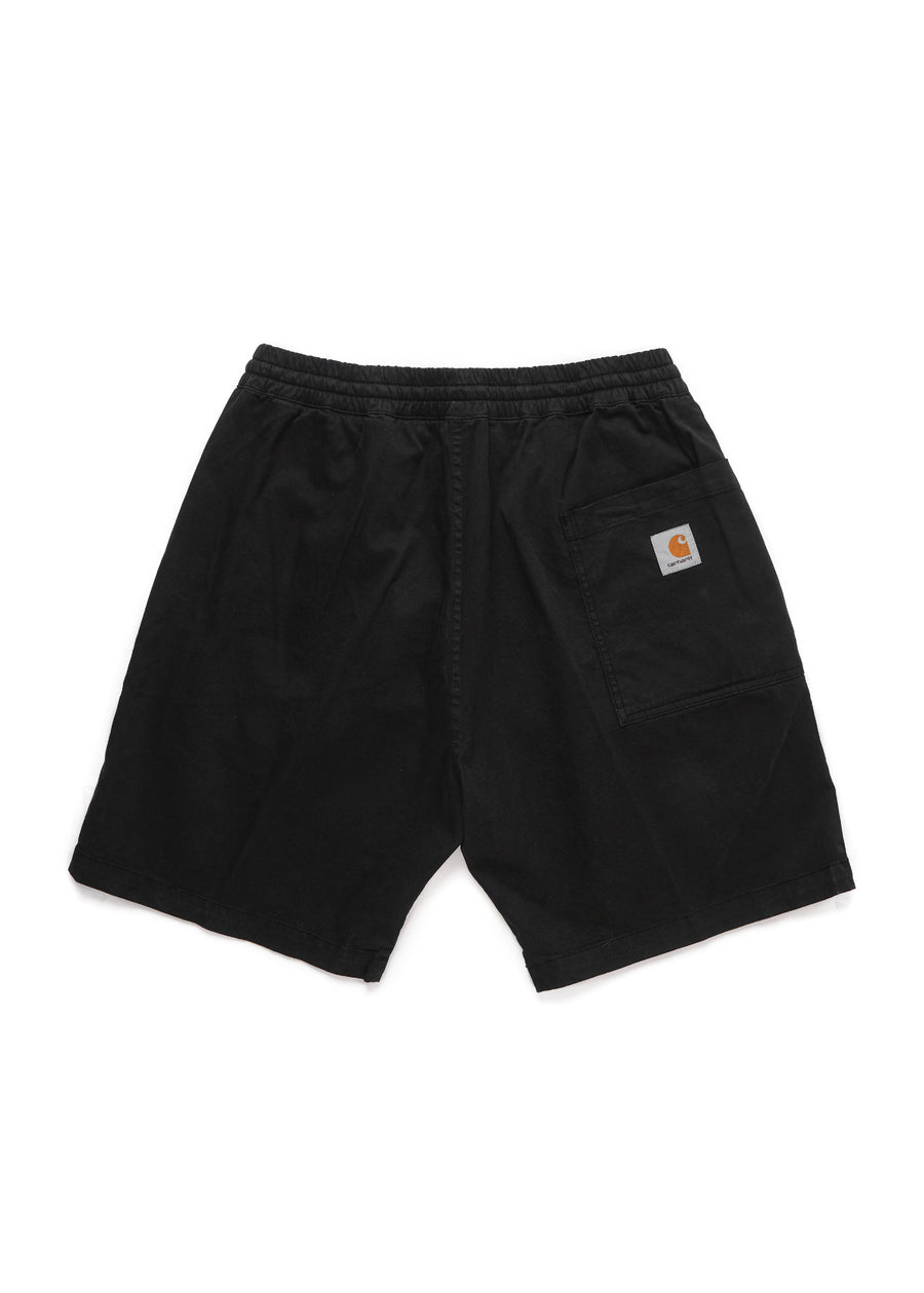 Carhartt WIP - Lawton Short - Black - Hardpressed Print Studio
