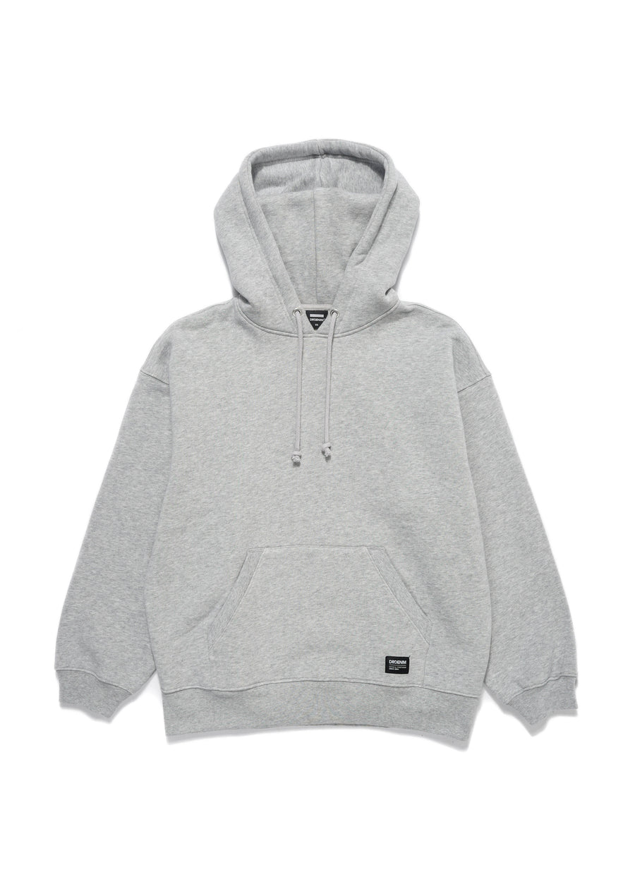 DR DENIM - Dani Hoodie - Light Grey Mix