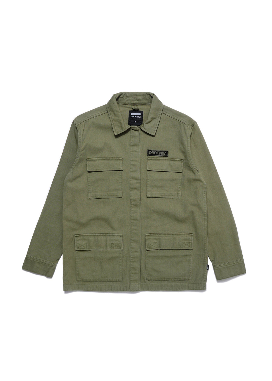 DR DENIM - Karena Jacket - Light Emerald