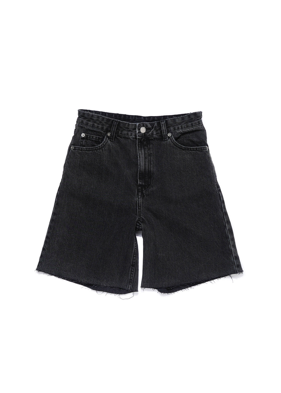 DR DENIM - Meja Denim Shorts - Retro Black