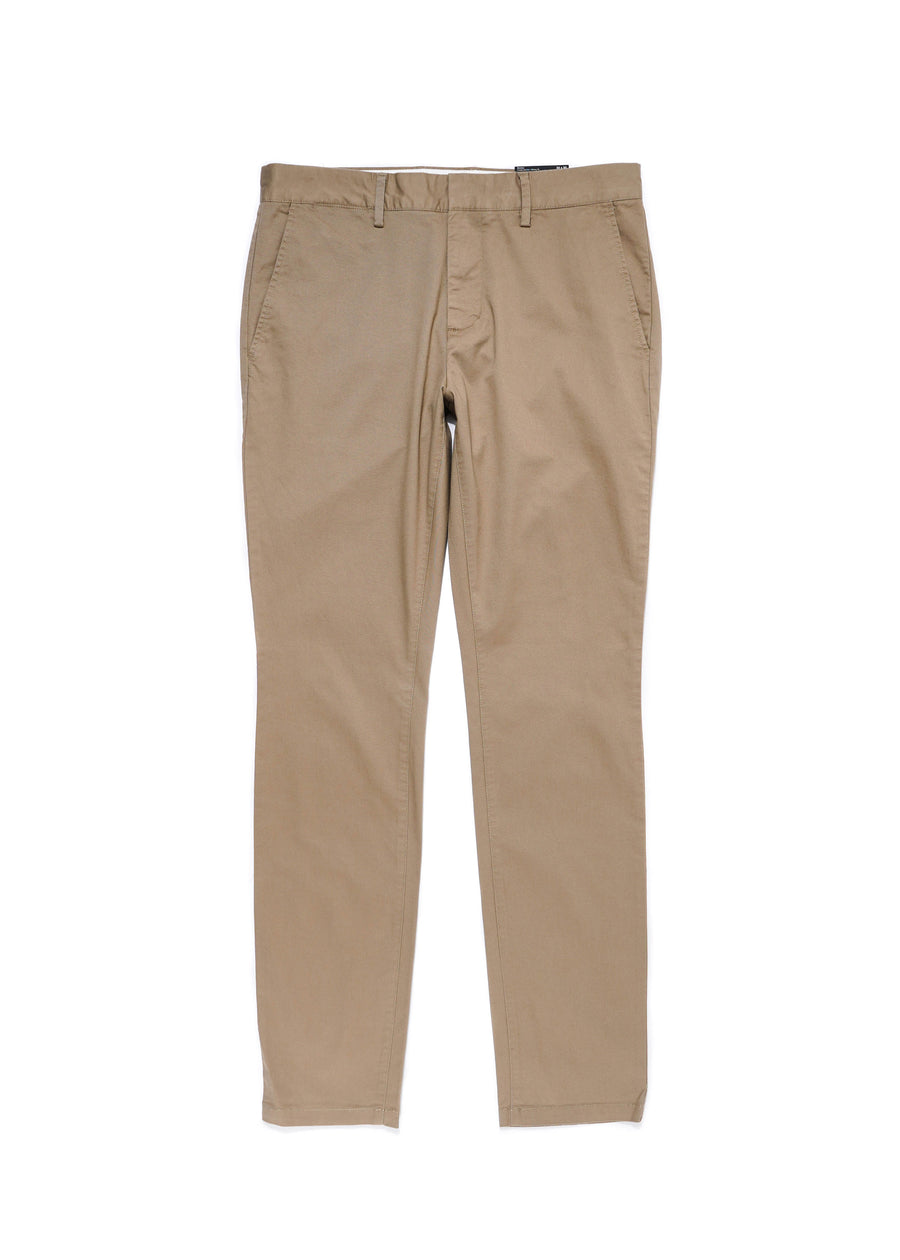 Frank And Oak - The Mackay Skinny Chino - Beige