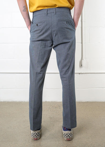 Frank And Oak - Cotton Stretch Tapered Trouser