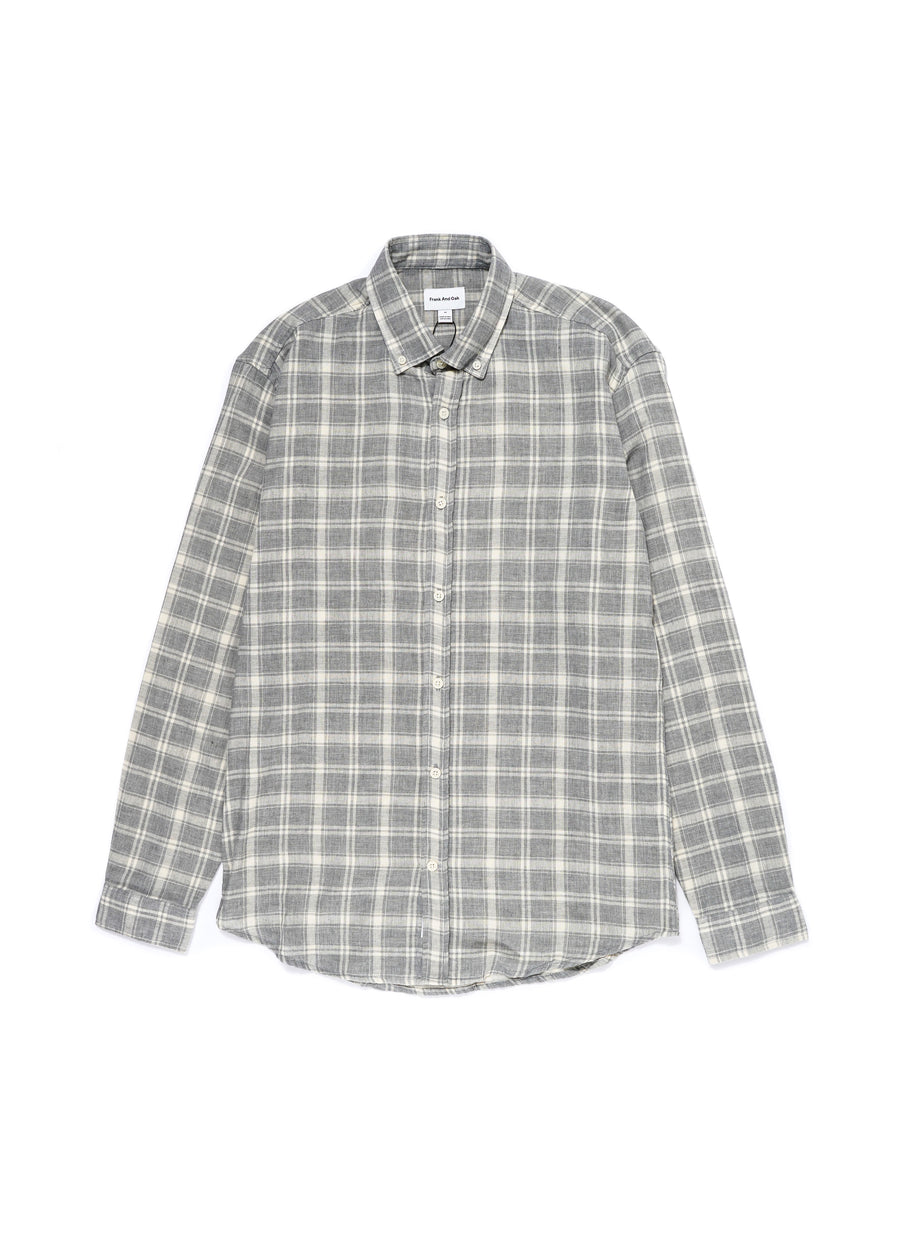 Frank And Oak - Double Sided Plaid