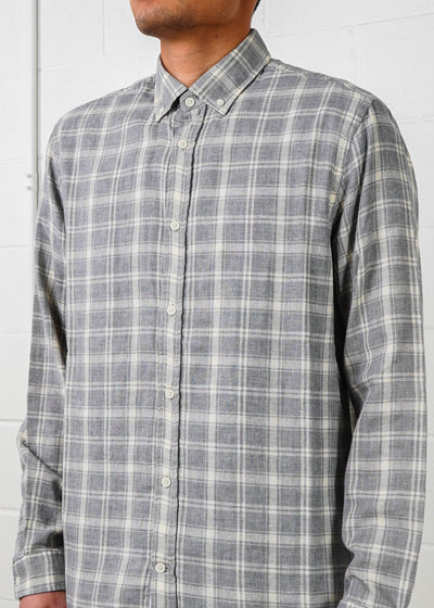 Frank And Oak - Double Sided Plaid, Button Up Shirt, Frank And Oak, Hardpressed Print Studio