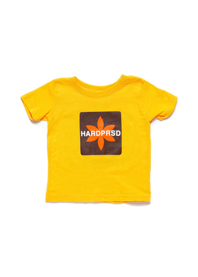 Camp Series Tee | Gold | Kids, Kids Shirts, Hardpressed Print Studio, Hardpressed Print Studio