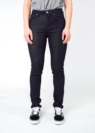 Nudie Jeans Co. - Hightop Tilde - Dark Blue - Hardpressed Print Studio