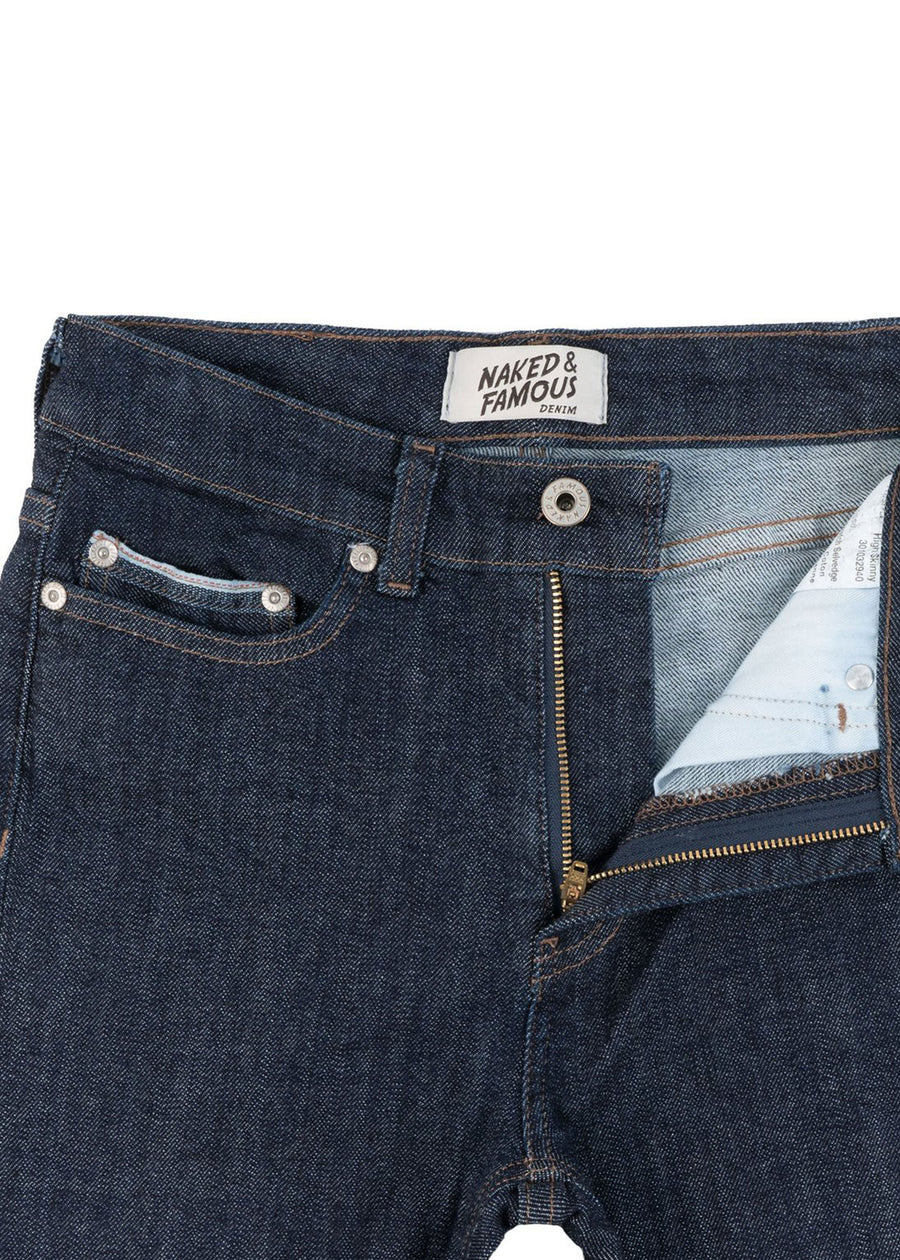 Naked & Famous Denim - High Skinny - Hyper Flex Stretch Selvedge