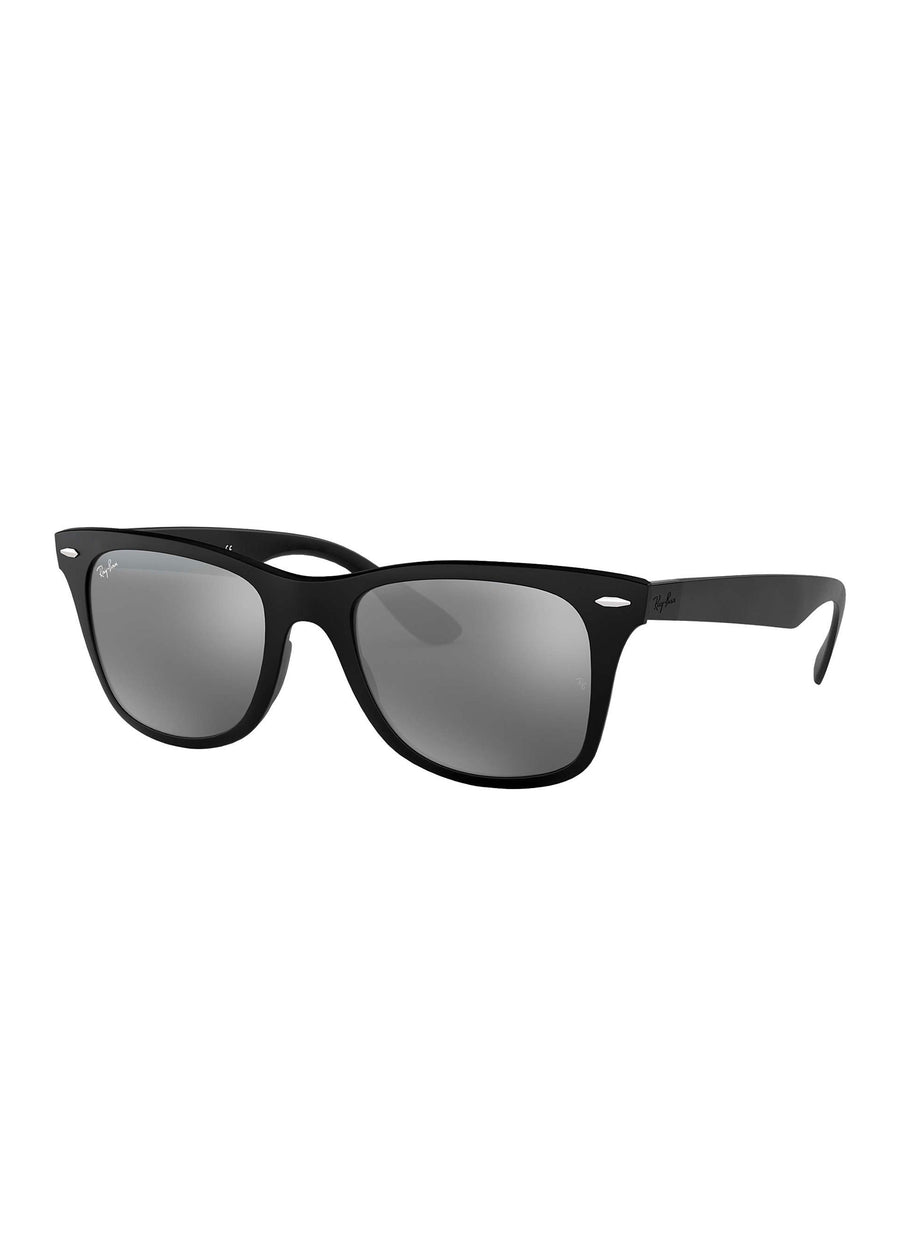 Ray Ban - RB4195 601S/88 - Wayfarer Liteforce - Black/Grey Gradient Mirror