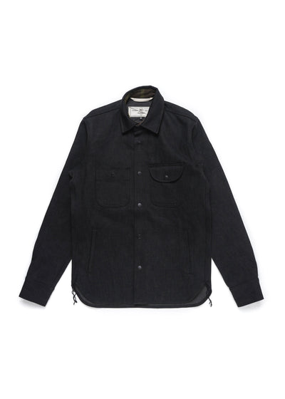 Rogue Territory - Service Shirt 15oz - Stealth - Hardpressed Print Studio