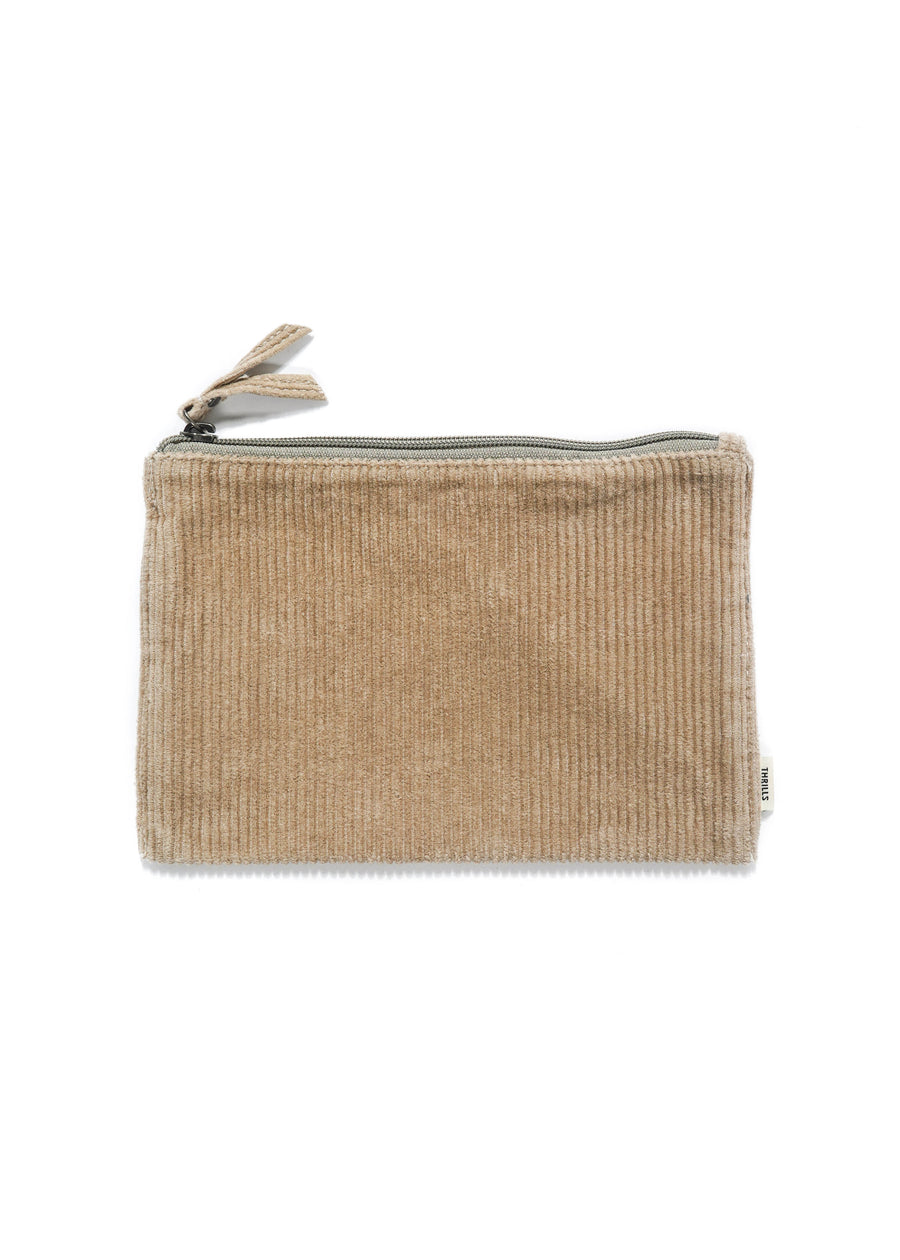 THRILLS - Canyon Cord Pouch - Dusty Sage