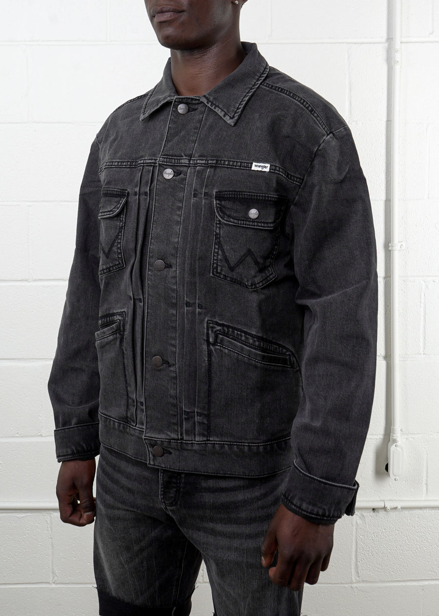 Wrangler - WBPJKEM Pleat Jacket