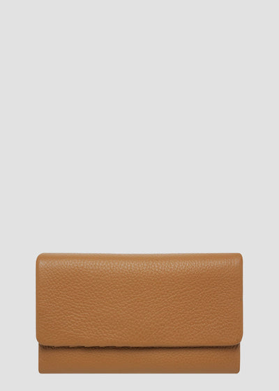 Status Anxiety - Audrey Wallet - Pebble - Hardpressed Print Studio