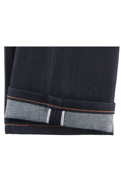 Naked & Famous Denim - Max - Nightshade Stretch Selvedge, Denim, Naked & Famous Denim, Hardpressed Print Studio