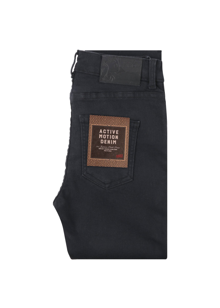 Naked & Famous Denim - High Skinny - Active Motion