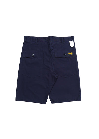 Stan Ray - Fatigue Short - Navy Ripstop - Hardpressed Print Studio