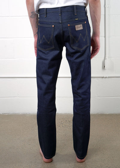 Wrangler - Icons Slim Fit - New Wash, Denim, Wrangler, Hardpressed Print Studio