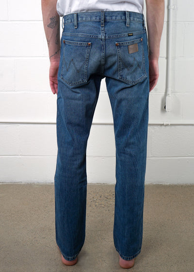 Wrangler - Icons Slim Fit - 3 Year Wash