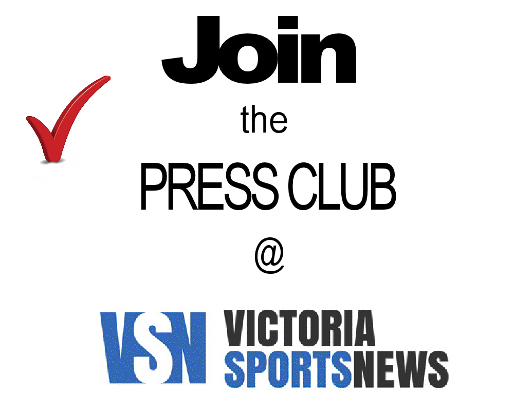 Press Club annual membership (Team, Coach or Club) $99/ 12-months