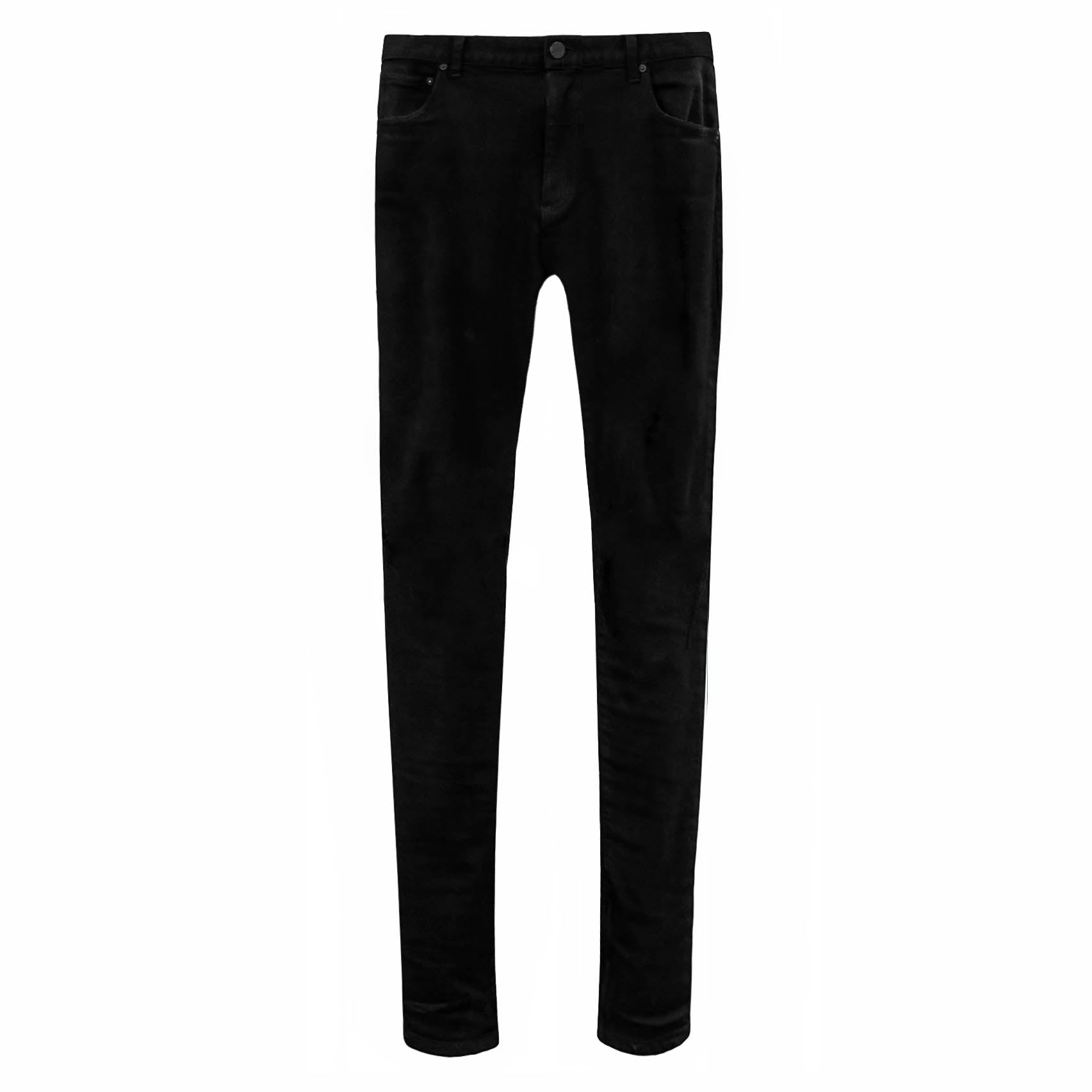 THE ISTAN BLACK DENIM