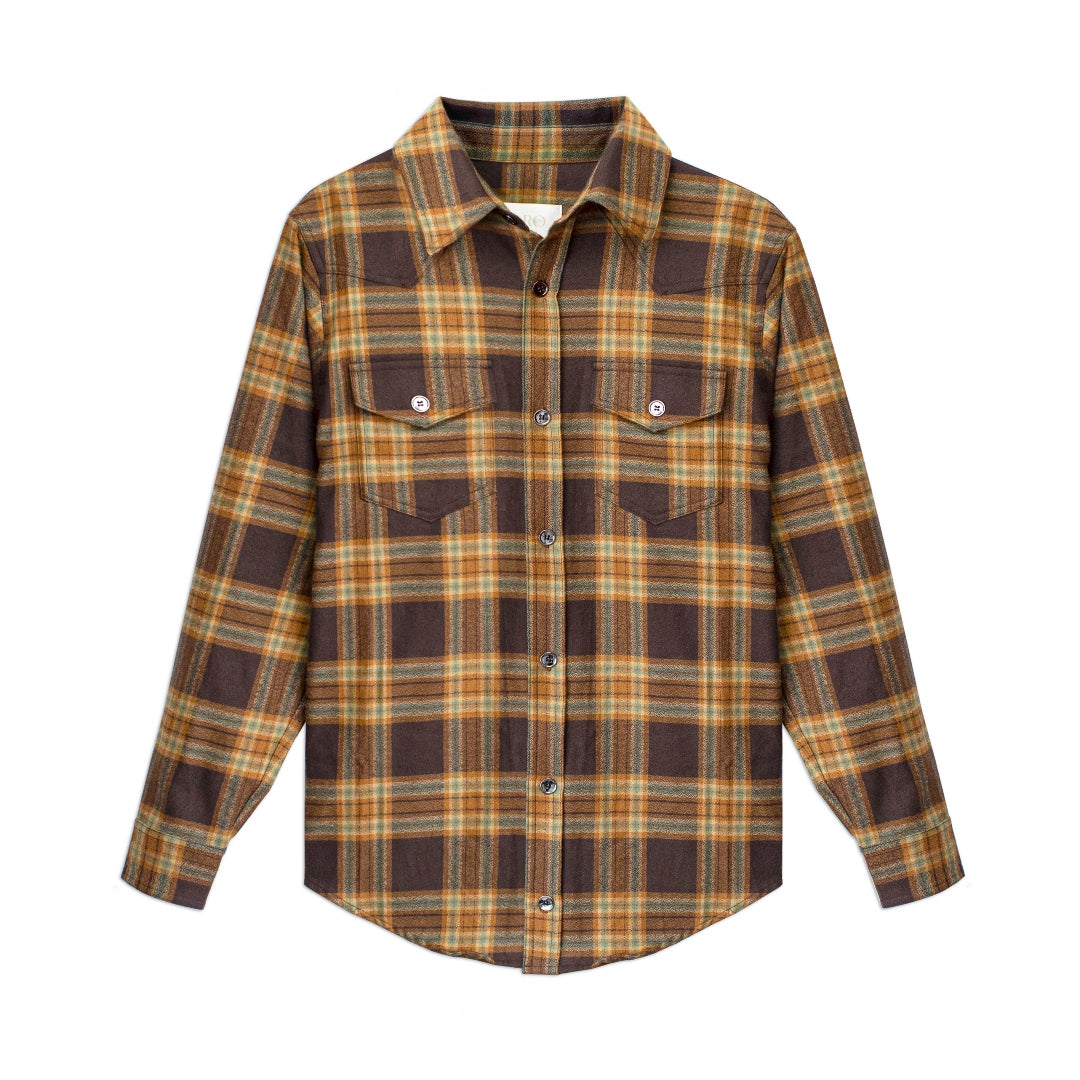 THE RENATO PLAID SHIRT