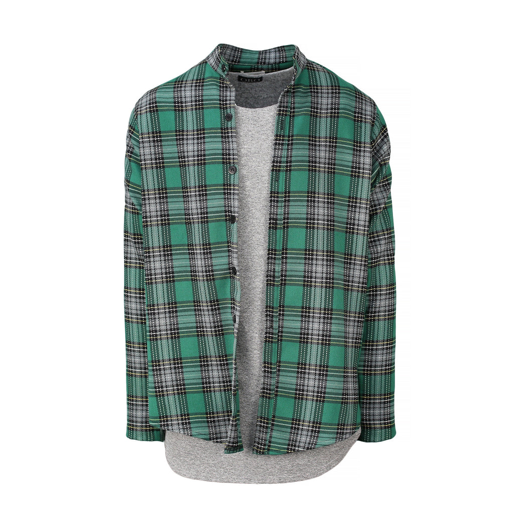 THE EMERALD PLAID SHIRT - ORO Los Angeles - 1