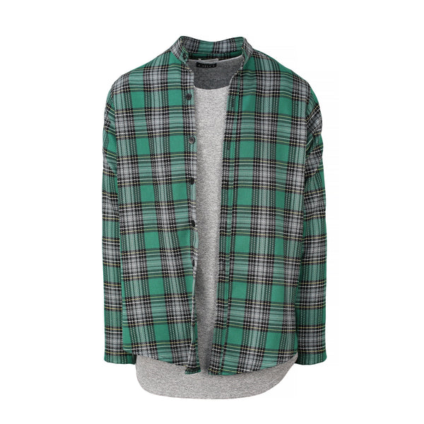 THE EMERALD PLAID SHIRT
