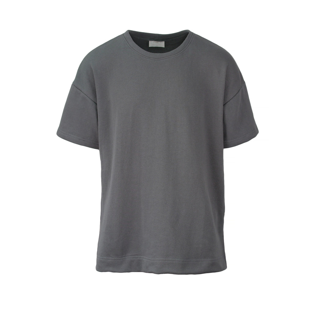 THE SLATE DROP SHOULDER TEE - ORO Los Angeles