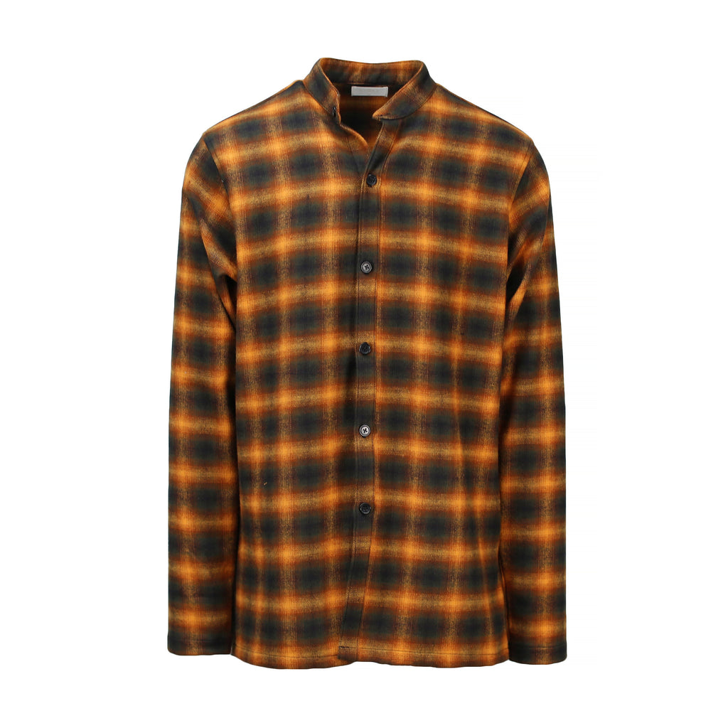 THE HARVEST BRUSH PLAID SHIRT - ORO Los Angeles - 1