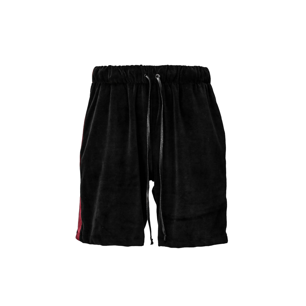 THE B/R RETRO VELOUR SHORTS