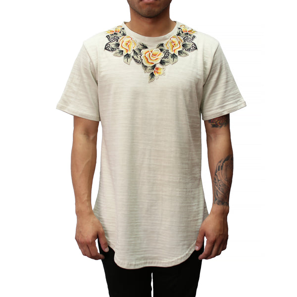 THE SAND ESSENTIAL TEE - FLORAL