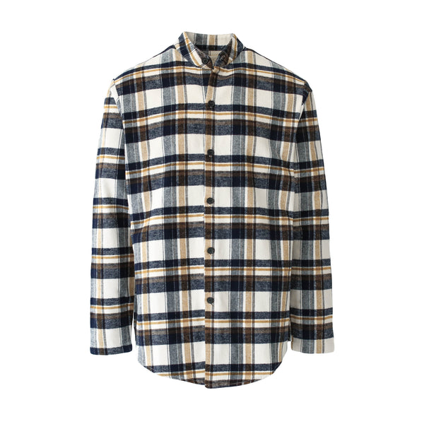 THE LOUIS PLAID SHIRT