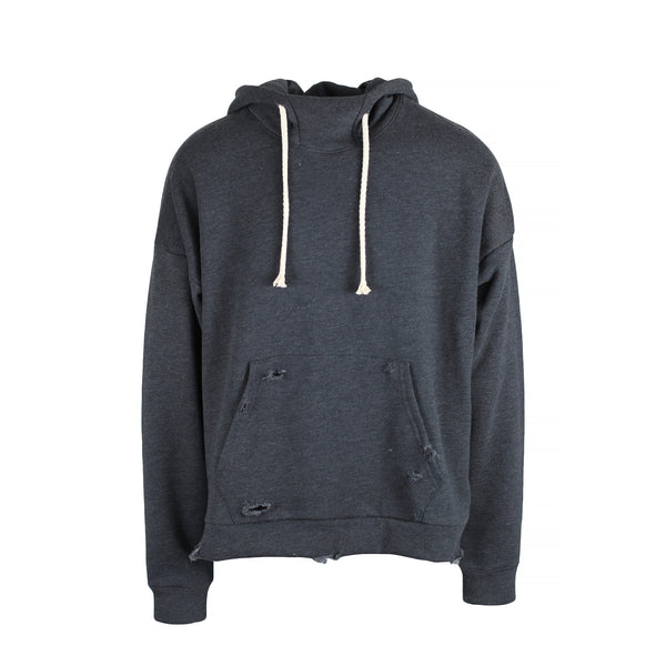 THE DESTROYED LUXE HOODIE