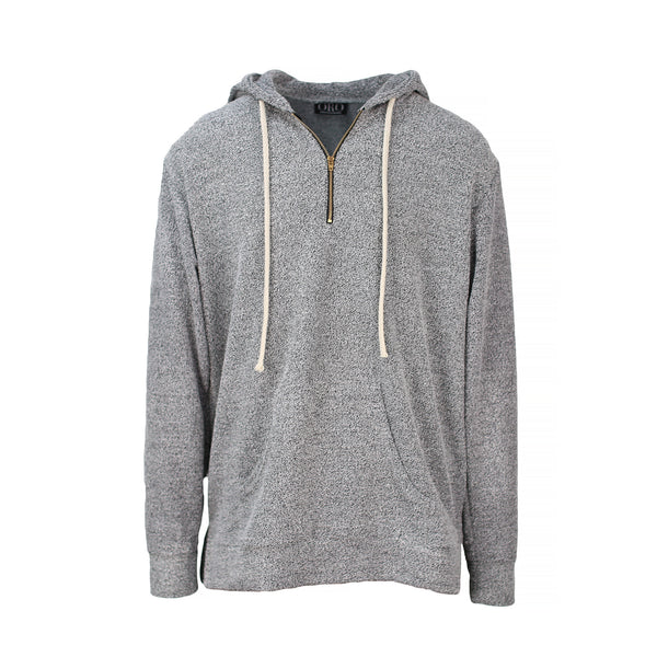 THE EVERYDAY HOODIE - BOUCLE - ORO Los Angeles - 1