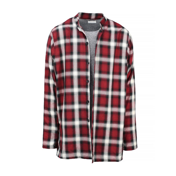 THE ROSEWOOD PLAID SHIRT - ORO Los Angeles