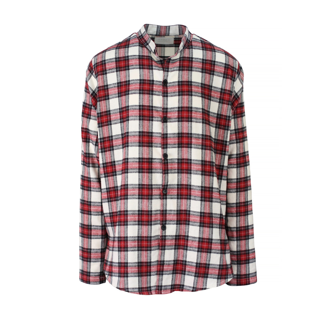 THE HARVARD BRUSH PLAID SHIRT - ORO Los Angeles - 1