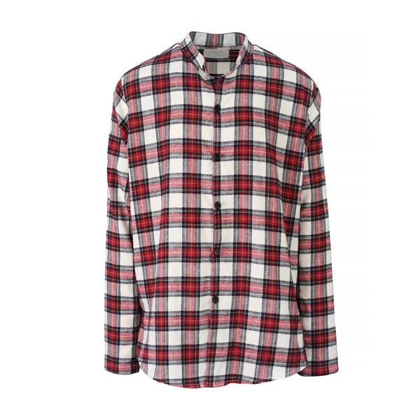 THE HARVARD BRUSH PLAID SHIRT