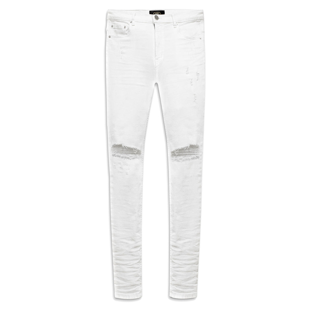 THE SEBASTIAN WHITE DENIM
