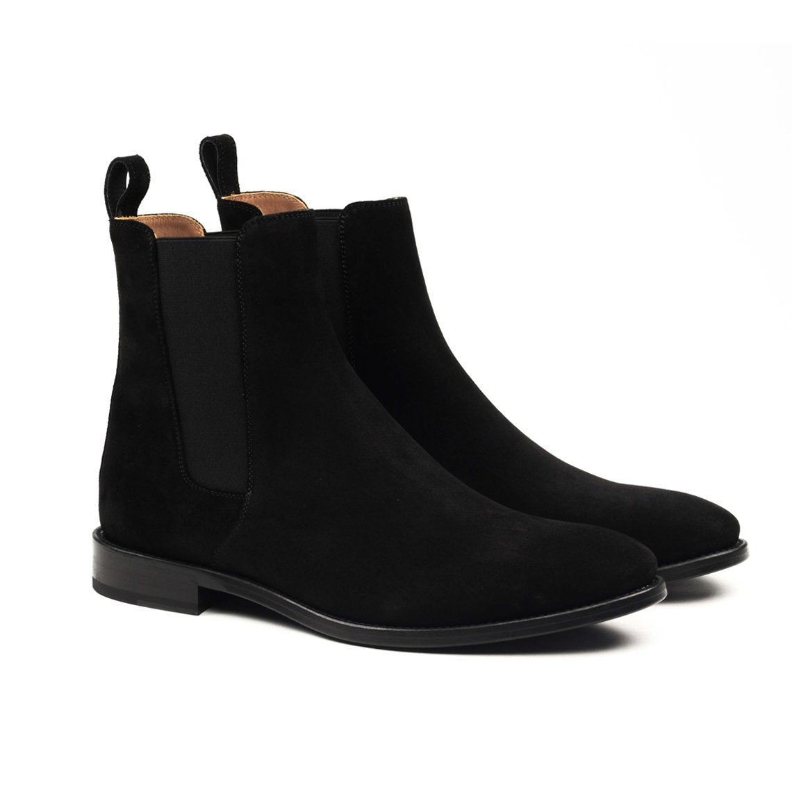 569d24951981a5 THE CLASSIC BLACK CHELSEA BOOTS THE CLASSIC BLACK CHELSEA BOOTS ...