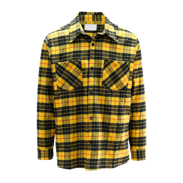 THE CROWN BRUSH PLAID SHIRT